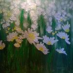 Margarita | Acryl Öl | 103x93 | 2015