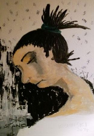 Kunst ist Ausdruck des Lebens